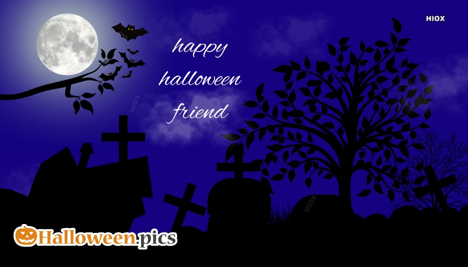 Halloween Moon Images, Pictures