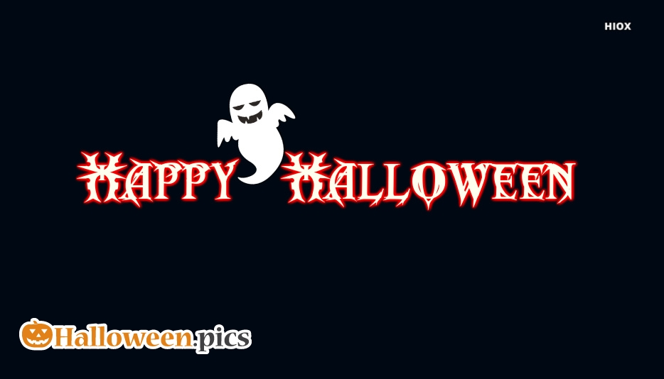 Happy Halloween Ghost Images